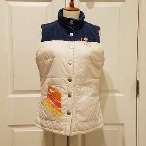 ROXY Vintage Style Vest ##